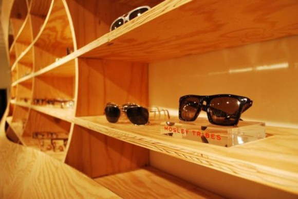 wooden eyewear gallery plans