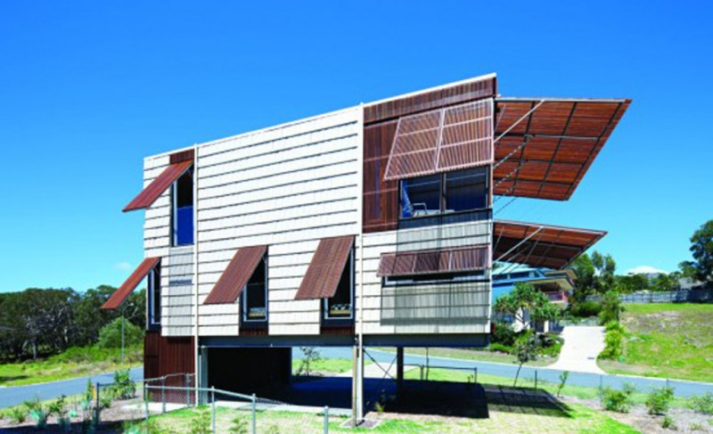 Queenslander (architecture) - Wikipedia, the free encyclopedia