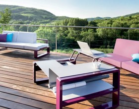 attractive outdoor garden furniture