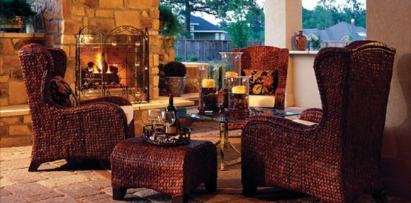classic outdoor living ideas