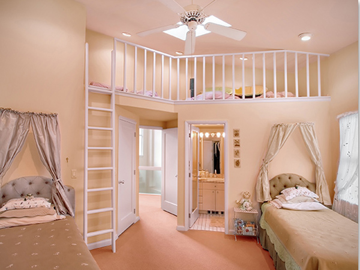Big Rooms for Teenage Girl Bedroom Ideas