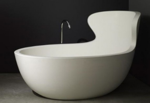 contemporary free standing bathtub designs