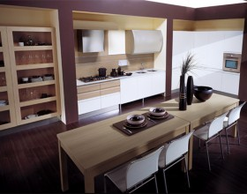 contemporary kitchen designs photos
