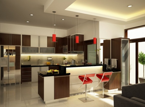 decorative kitchen design photos