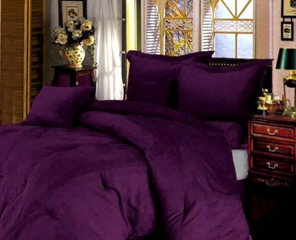 funky bedding decor idea