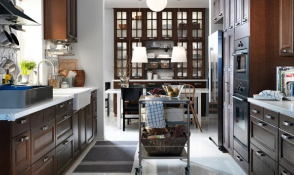 luxury kitchen design layouts