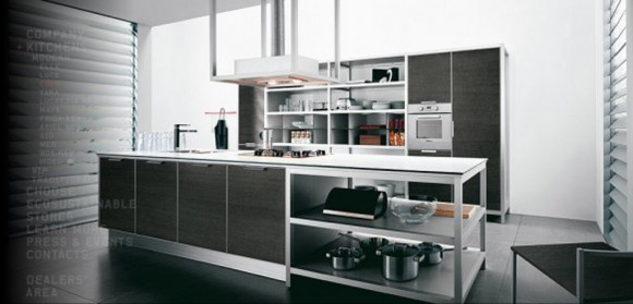 minimalist kitchen italia furniture decor