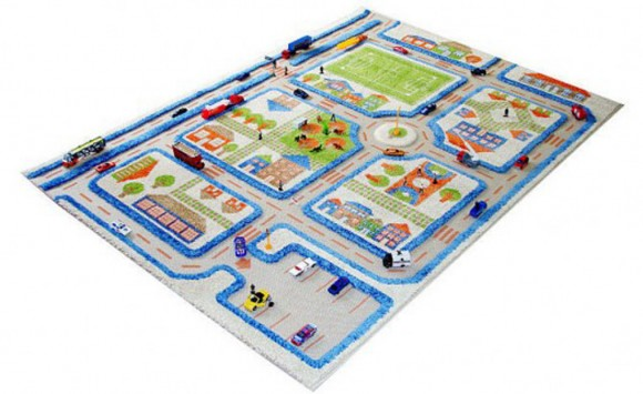 modern kids room rugs decor