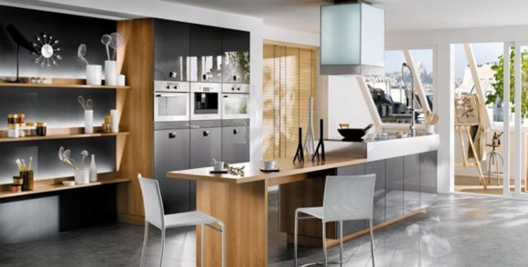 modern kitchen design layouts