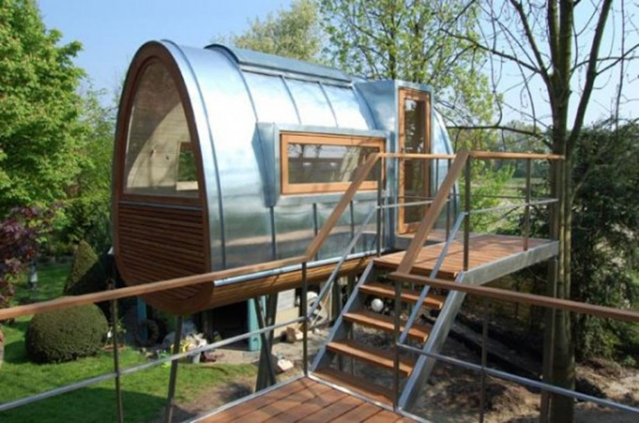 modern tree house pictures