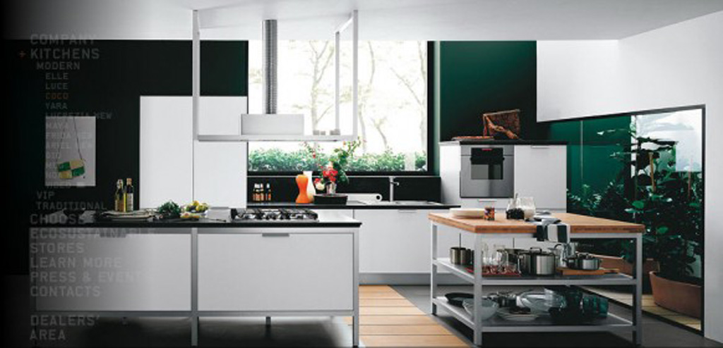space saving kitchen design inspriation