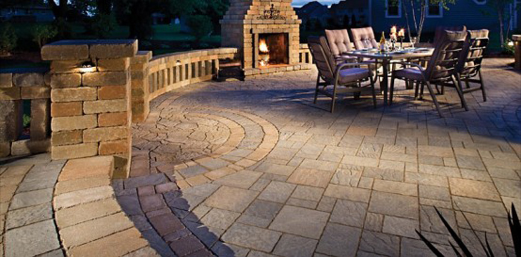 vintage outdoor flooring ideas
