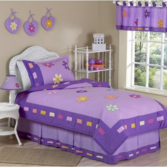 comfortable kids bed set designs