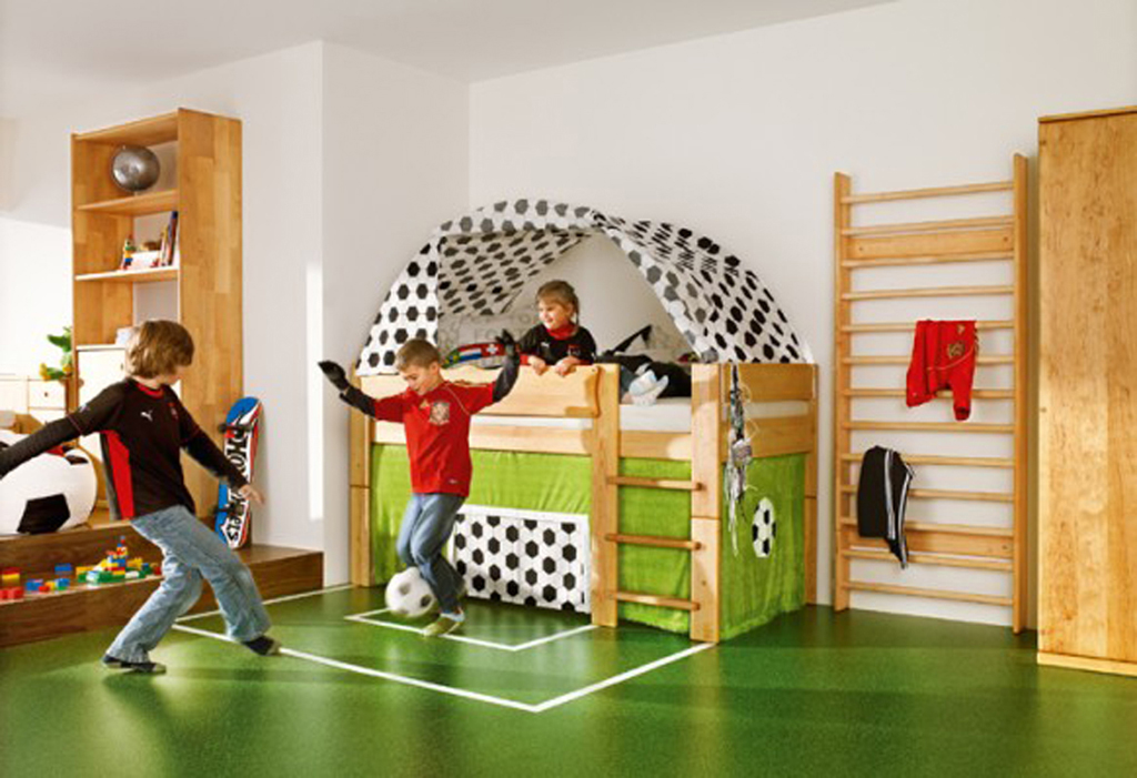 Decorative kids room decor plans for Kid room decor