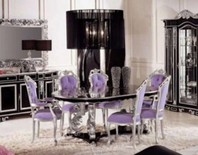high class dining room layouts