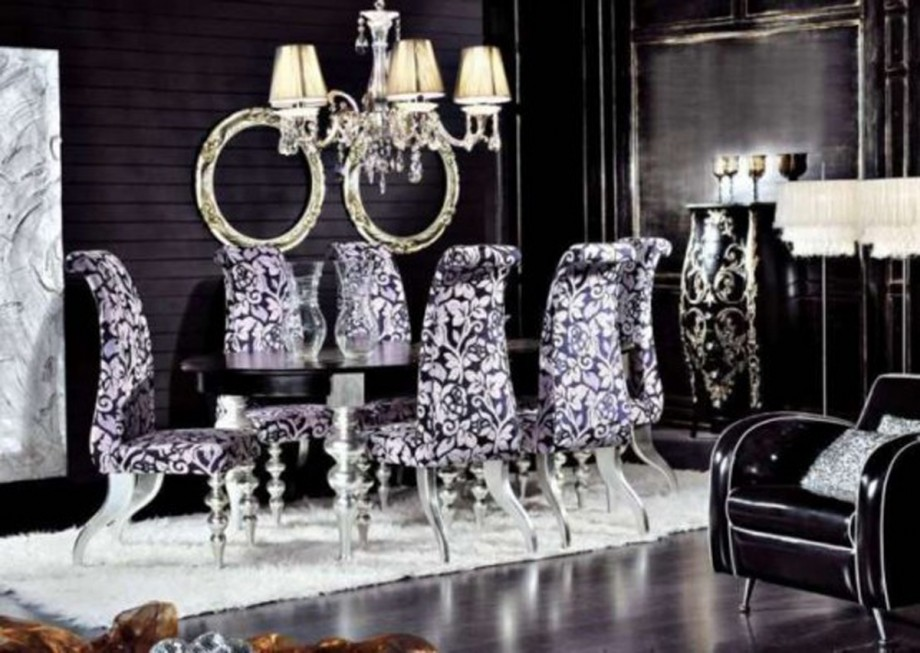 dining room decor one of 4 total images luxury dining room