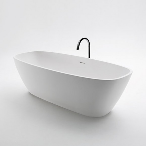 modern free standing bathtub decor
