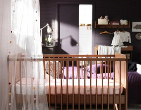 2011 IKEA baby nursery furniture designs