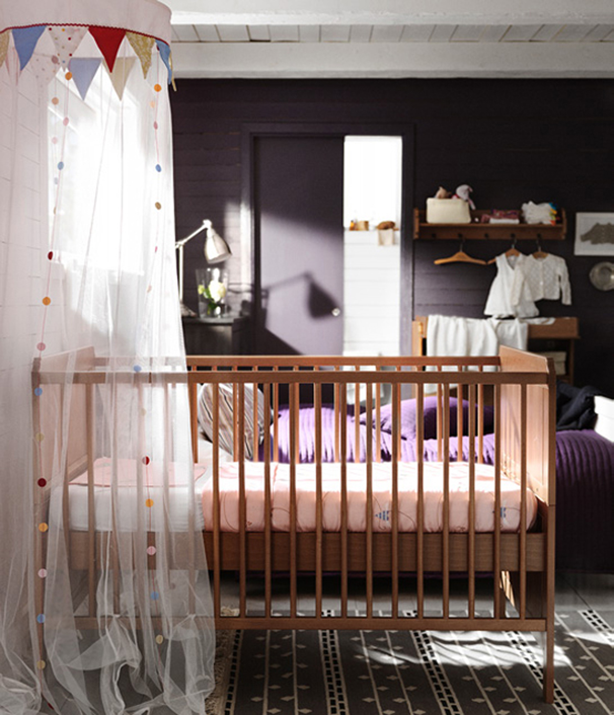 2011 IKEA baby nursery furniture designs  Iroonie com