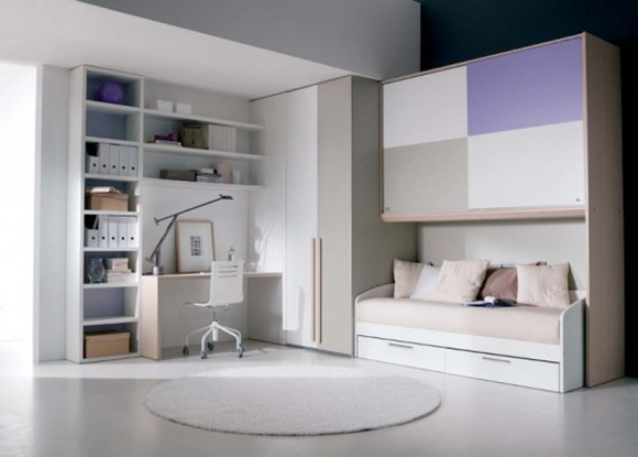 applicable bedroom for teen designs