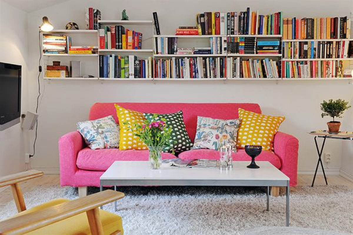 Cool small apartment decorating ideas for Decorating your apartment