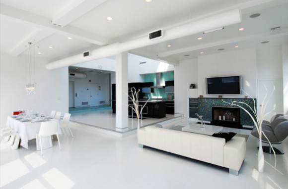 functional space apartment designs