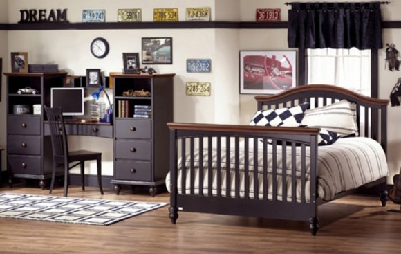 luxury baby bedding furniture designs