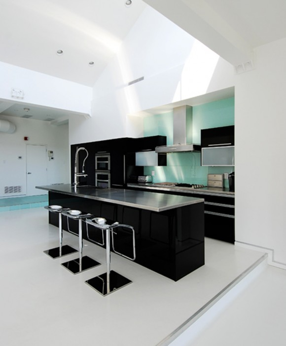 minimalist apartment kitchen decor