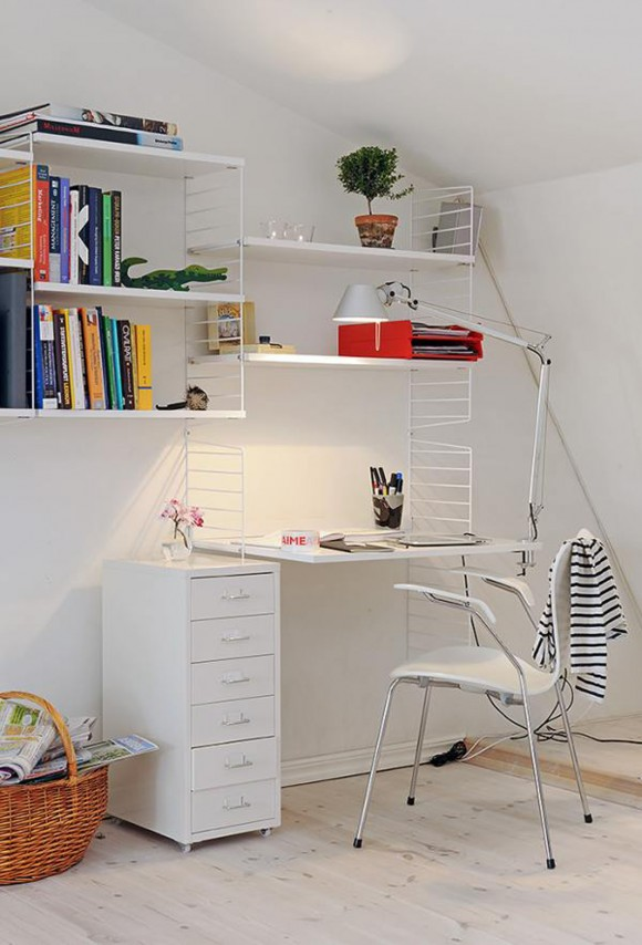 minimalist workspace decor ideas