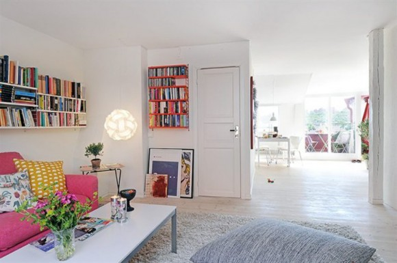 modern living room apartment pictures