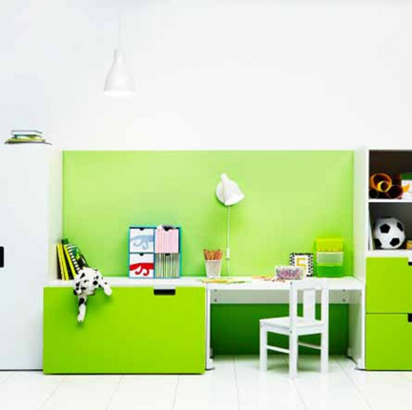 stylish IKEA kids bedroom decor layouts