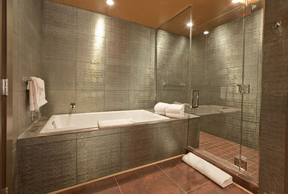 stylish bathroom hard rock hotel pictures
