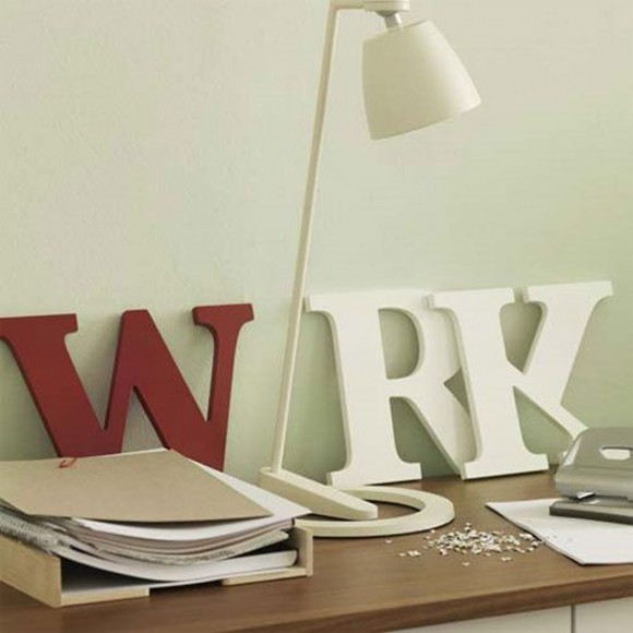 unique workspace table lamp decor