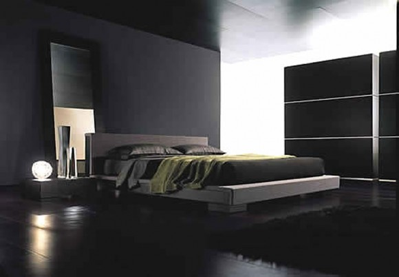fashionable bed decor layouts