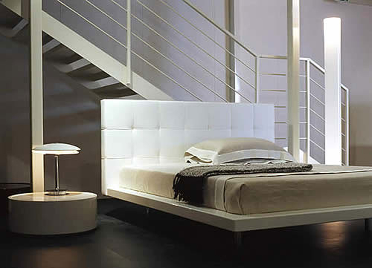 minimalist bedroom space designs