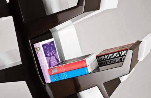 minimalist bookshelf decor ideas