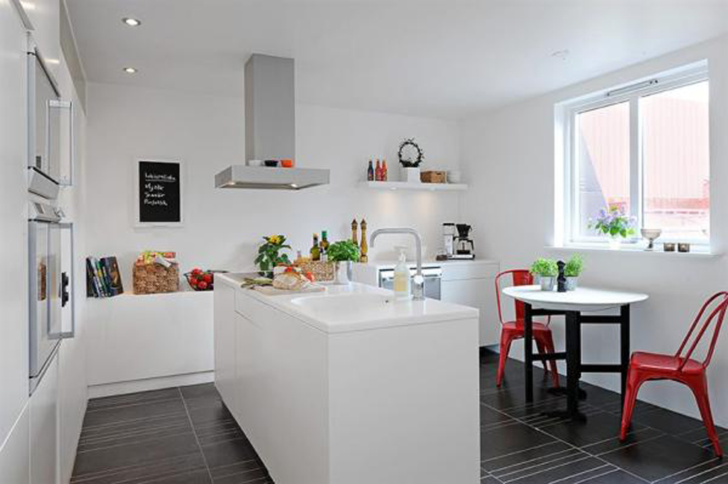 kitchen decorating ideas apartment minimalist furnitures kitchen