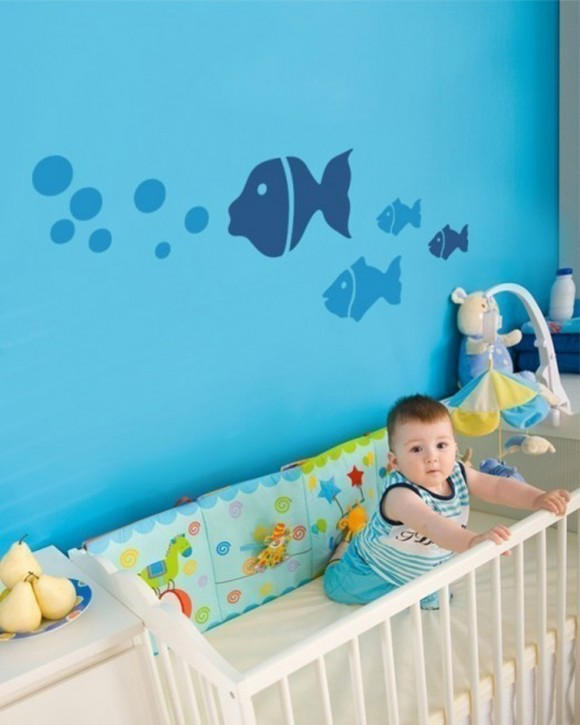 safety wall decorations for kids room decor