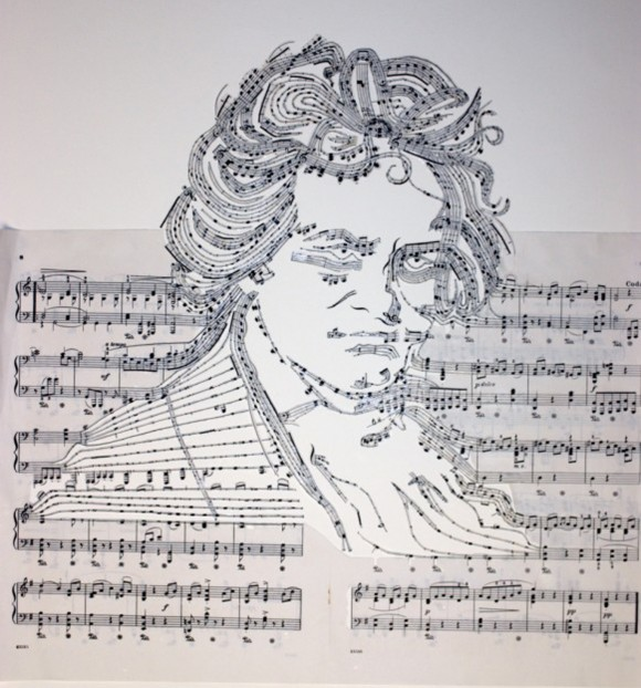 Beethoven artwork designs ideas