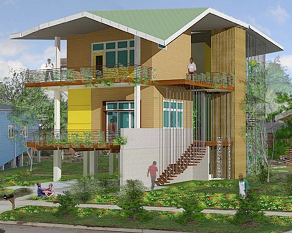 compact house designs layouts