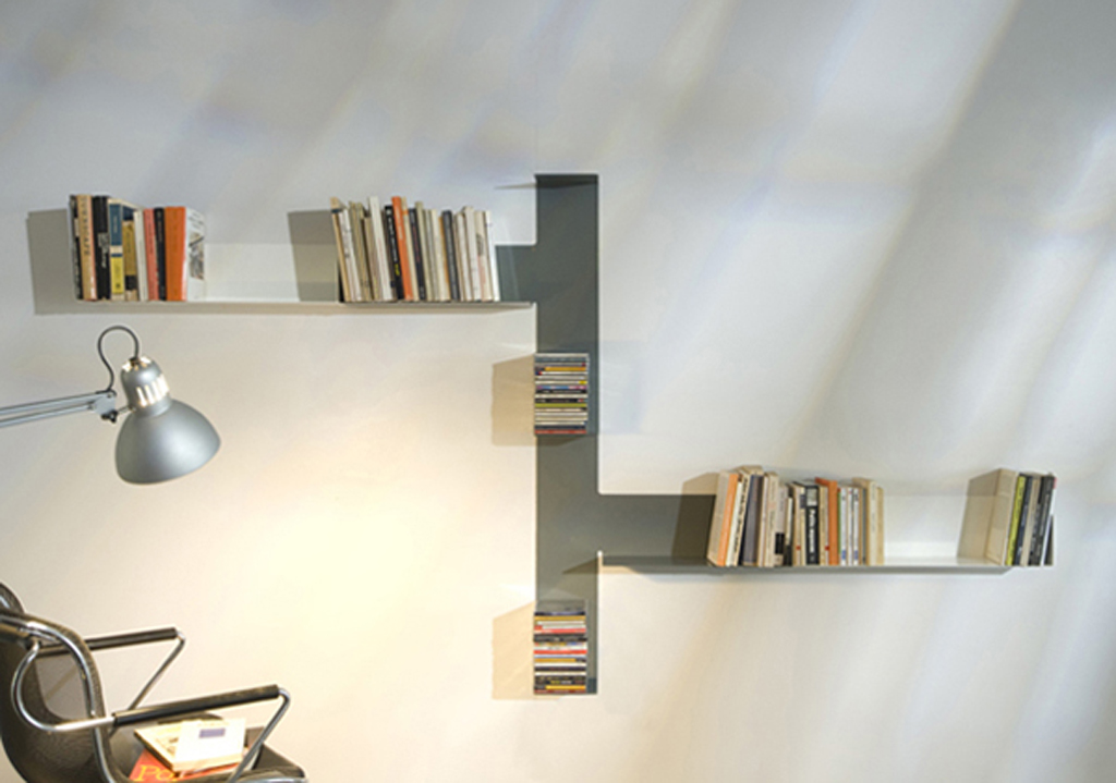 Decorative wall shelf ideas - Simple design of wall ...