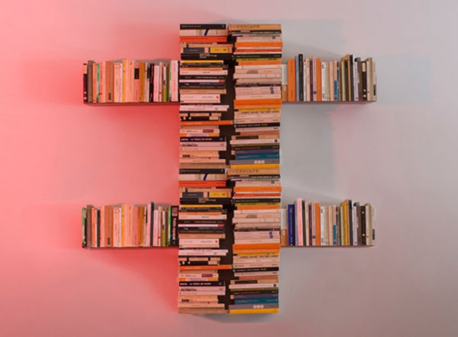 extraordinary invisible shelf designs