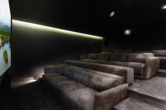 luxury home theater inspirations