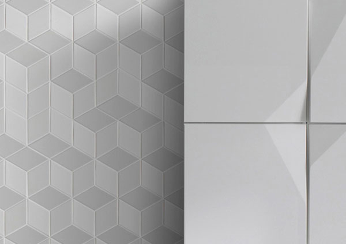 Elegant Subway Tile Patterns  Modern  Bathroom  Urbis Magazine