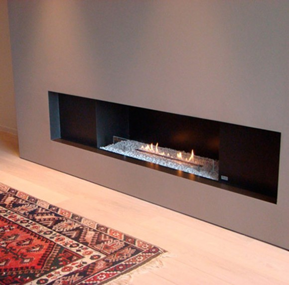 modern house fireplaces designs