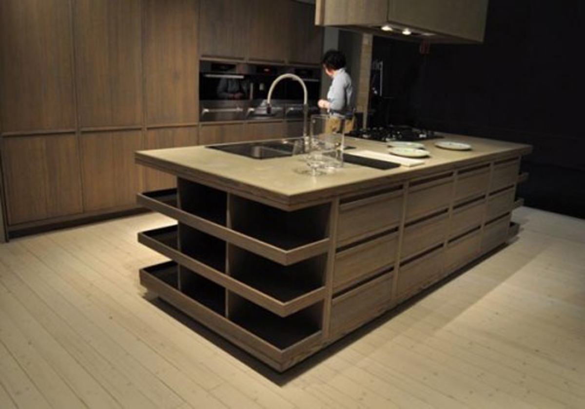 Modern kitchen table designs for Modern style kitchen