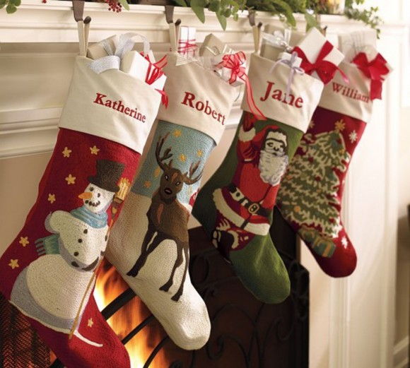 amazing christmas stocking decorations