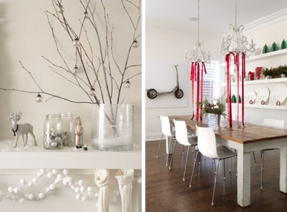 artistic holiday decorations inspriations