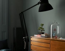 black exclusive lamp decor layouts