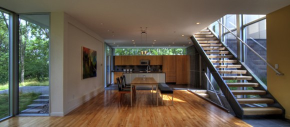 bright and clean house interior ideas